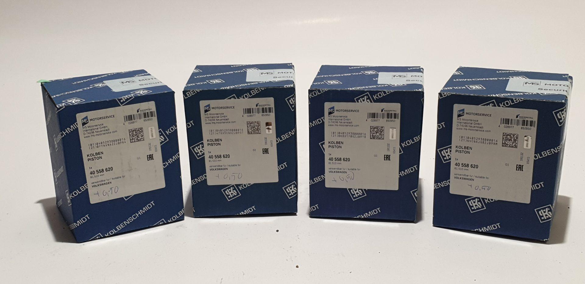 vag 2.0tdi 40558620 +0,50mm