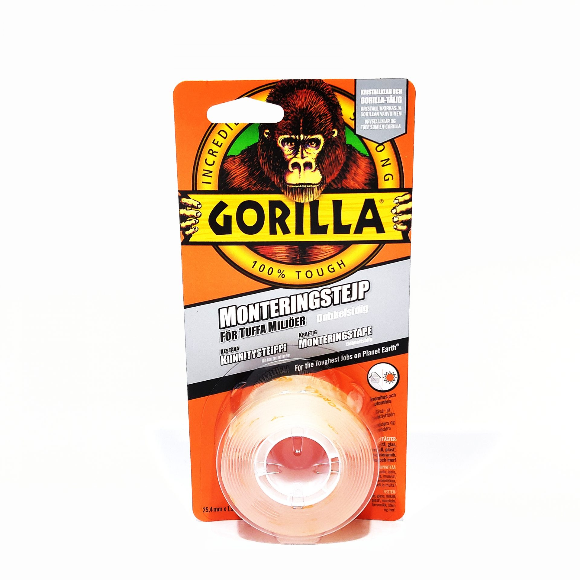 Gorillakiinnitysteippi